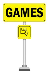 Games Marker.